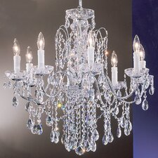 Daniele 8 Light Chandelier