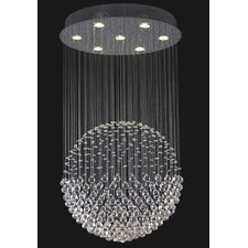 Corpi Celeste 7 Light Chandelier