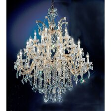 Rialto 25 Light Chandelier
