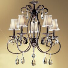Manilla II 5 Light Chandelier