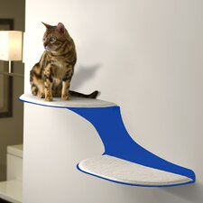 Clouds Wall Mounted Cat Perch