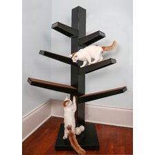 "68"" Catalpa Cat Tree"
