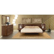 Moduluxe Platform Customizable Bedroom Set
