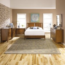 Dominion Platform Customizable Bedroom Set