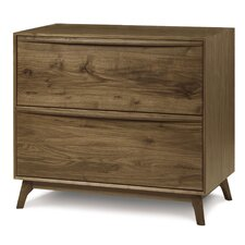 Catalina 2-Drawer  File