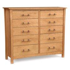 Monterey 10 Drawer Dresser