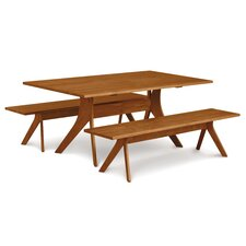 Audrey Fixed Top Dining Table