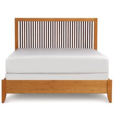 Dominion Panel Bed