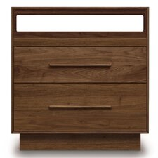 Moduluxe 2 Drawer Dresser