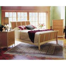 Sarah Sleigh Bed