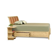 Sarah Platform Customizable Bedroom Set