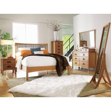 Monterey Platform Customizable Bedroom Set