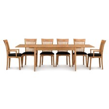 "Sarah 72"" - 96"" Extendable Dining Table"