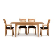 """Sarah 66"""" - 90"""" Extendable Dining Table"""