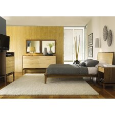 SoHo Panel Customizable Bedroom Set