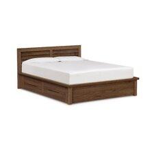 Moduluxe Storage Platform Bed