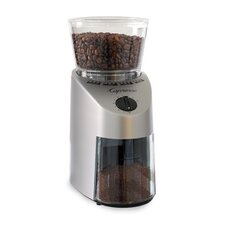 Infinity Silver Grade Electric Burr Coffee Grinder
