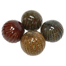 Dawson Ceramic Ball (Set of 4)
