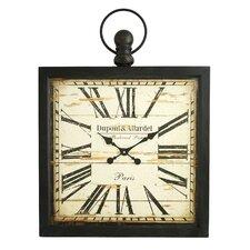 Olivia Square Wall Clock