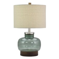 """Sullivan 23"""" H Table Lamp with Drum Shade"""