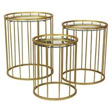 Solange 3 Piece Nesting Table Set