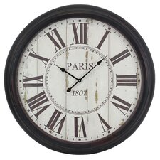 """Oversized 32"""" Constance Wall Clock"""