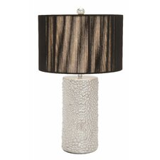"Arati VI 26"" H Table Lamp with Drum Shade"