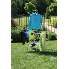 Greenway Indoor/Outdoor Compact Drying Rack
