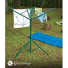 Easy Fold Away Portable Laundry Hanger