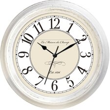 "Decorative Home 18"" Classic Dial Wall Clock"
