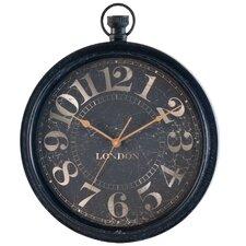 "20"" Classic Home Pocket Watch Shaped Wall Clock"