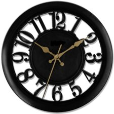 "11"" Quartz Analog Wall Clock"