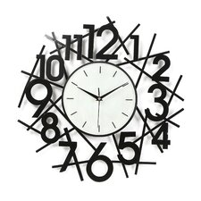 "Slick 18"" Wall Clock"