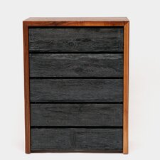 SQR 5 Drawer Lingerie Chest