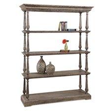 "Pemberton 76"" Etagere Bookcase"