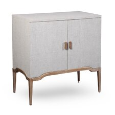 Thoroughly Modern Larson Hospitality Cabinet