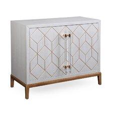 Thoroughly Modern Perrine Hospitality Cabinet