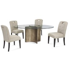Symmetry 5 Piece Dining Set