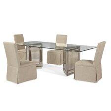 Murano 5 Piece Dining Set