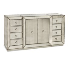 Murano Mirrored Sideboard