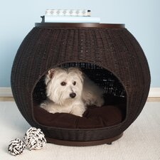 The Igloo Deluxe End Table Dog Dome