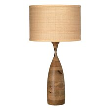 "Amphora 31"" H Table Lamp with Drum Shade"