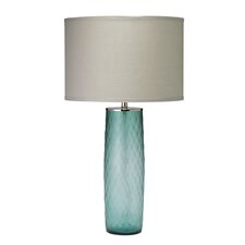 "Cloud 27"" H Table Lamp with Drum Shade"