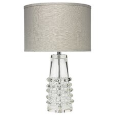 "Ribbon 24"" H Table Lamp with Drum Shade"