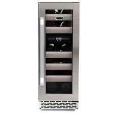 Elite 17 Bottle Dual Zone Built-In Wine Refrigerator