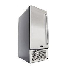 """15"""" W 50 lb. Built-In Clear Ice Maker"""
