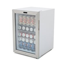 1.7 cu. ft. Beverage Center with Lock