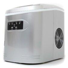 "9.5"" W 27 lb. Portable Ice Maker"