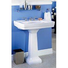 Richmond Complete Grande Pedestal Bathroom Sink
