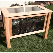 Solar Assist Stationary Composter